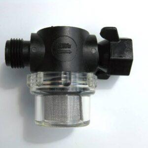 Pump SHURflo Filter 12AG x 12IG NPT Drehbar