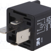 Relay: electromagnetic; SPST-NO; Ucoil: 12VDC; 70A