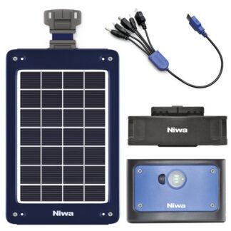 Modular Solar System Niwa Energy Upgrade X2 Kit