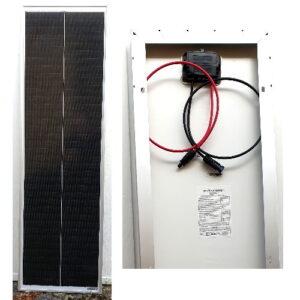 Solar module PV-80-M-2x37-SH