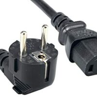 Standard 230V power cord Schuko for PC