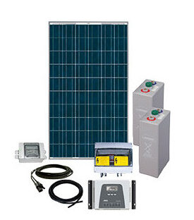 Energy Generation Kit Solar Rise 6,5Kw 48V