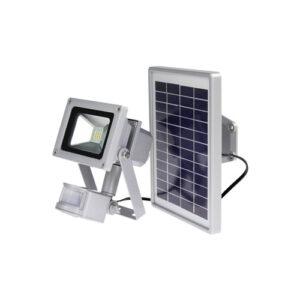 Solar LED Spot Silver Line