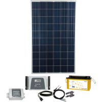 Energy Generation Kit Solar Rise 1,2Kw 24V