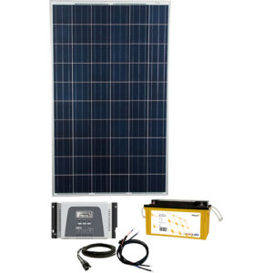Energy Generation Kit Solar Rise 600W 24V
