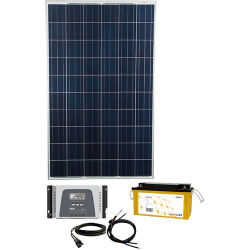 Energy Generation Kit Solar Rise 600W 24V