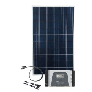 Energy Generation Kit Solar Up 1,2Kw 24V