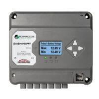 Solar Charge Controller MPPT Morningstar EB-MPPT Ecoboost(20_30_40A)