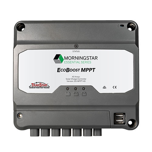 Solar Charge Controller Morningstar EcoBoost MPPT (20_30_40A)