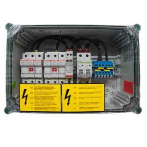 Connection Box GCB 6-1 150V60A_Gland
