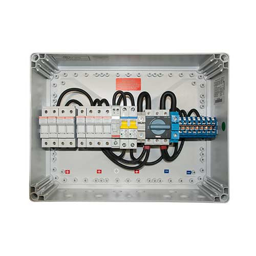 Connection Box GCB 8-1 150V/80A_Gland