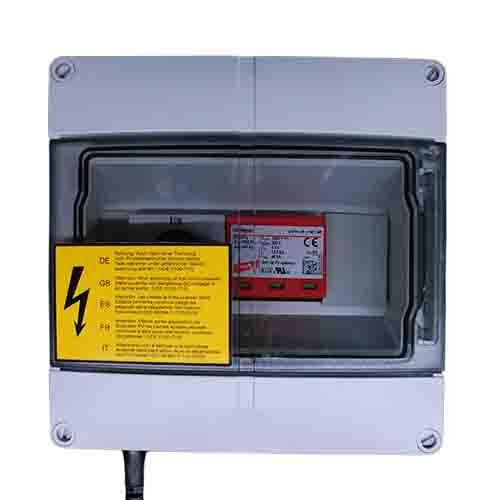Connection Box GCP 1-1 1000V 25A_Standard4