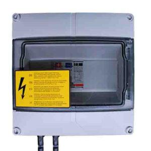 Connection Box GCP 2-1 300V/25A_Standard4