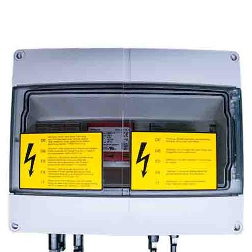 Connection Box GCP 3-1 600V40A_Standard4