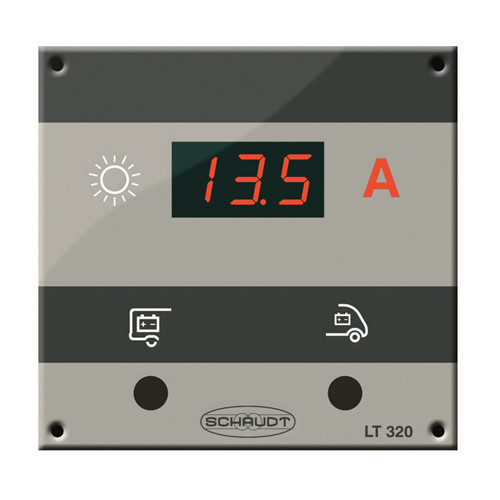 Control Panel Schaudt LT 320 Solar