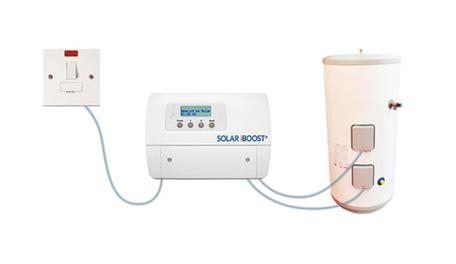 Solar iBoost+ Controller