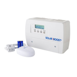 Solar iBoost+, hot water from the solar modules