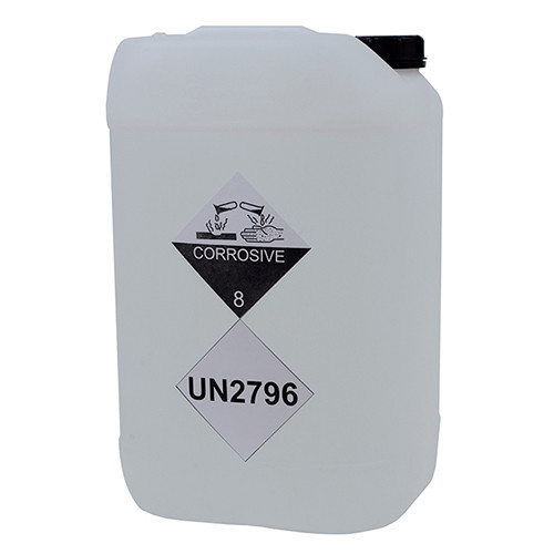 Battery Acid H2SO4 1,23 GMl 30L Can