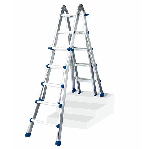 Extension Ladder Aluminium 4 X 4 Rungs