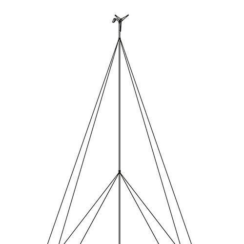 Mast Air 29' EZ (8.8M)