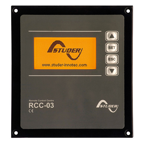 Remote Control Studer RCC-03
