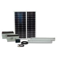 Rural Electrification Kit En Light IG1+2 1.0