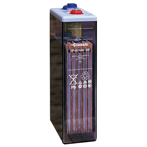 Battery Classic Opzs Solar 245 GUG