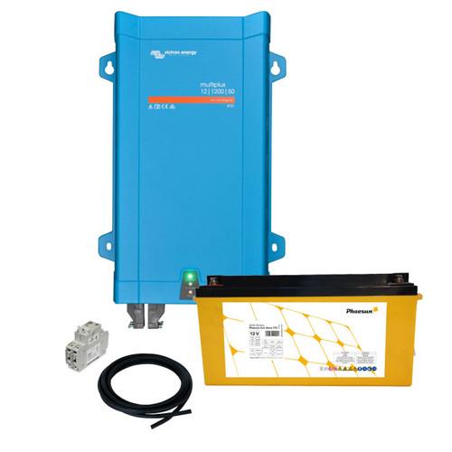 Back Up Kit Re Liable 500W 12V