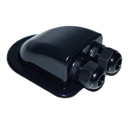 Roof-Duct-Water-Proof-Two-Black