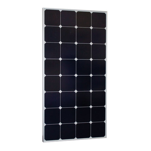 Solar Module Phaesun Sun Peak SPR 120 Silver