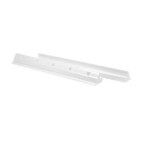 Spoiler Profile Smart Mount Solid 550 White