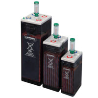 Battery Opzs Hoppecke Sun Power V L 2-4340 TV