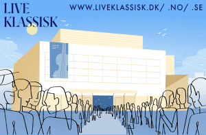Classical concerts, festivals, ensembles  in Denmark, Norway and Sweden