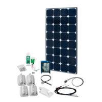 SPR Caravan Kit Solar Peak LR1218 120 W 12V