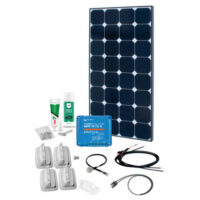 SPR Caravan Kit Solar Peak MPPT SMS15 120 W 12V