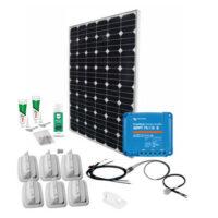 SPR Caravan Kit Solar Peak MPPT SMS15 170 W 12V