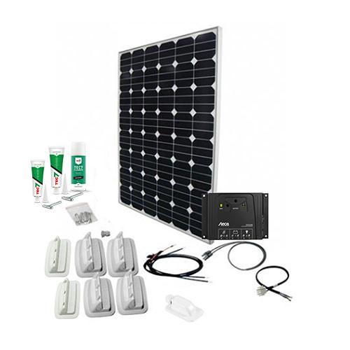 SPR Caravan Kit Solar Peak SOL101 170 W 12V