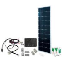 SPR Caravan Kit Solar Peak SOL81 110 W 12V
