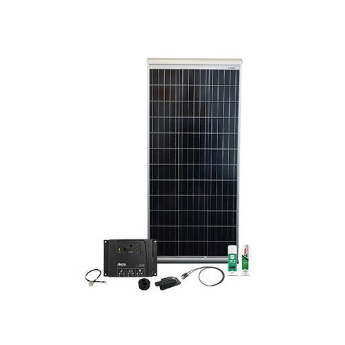 Caravan Solar System Kit Base Camp Aero SOL10 120W 12V