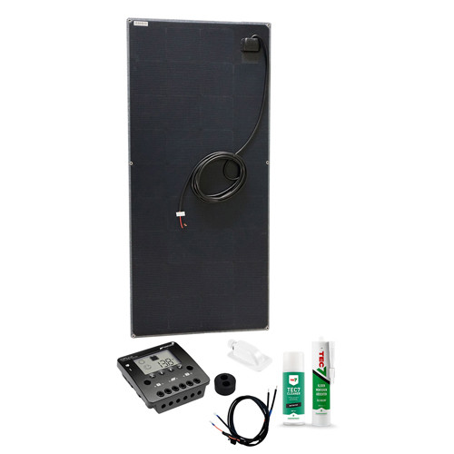 Energy Generation Kit Phaesun Mare Flex 120W12V