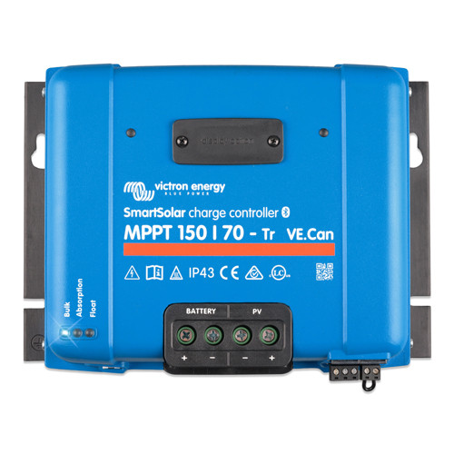 Solar Charge Controller MPPT Victron Smartsolar 15070-MC4 VE.Can