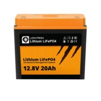 Battery Lithium LIONTRON LiFePO4 12.8V 20Ah LX with BMS
