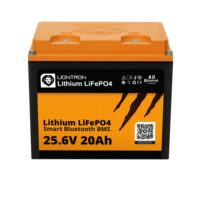 Battery Lithium LIONTRON LiFePO4 25.6V 20Ah LX with BMS