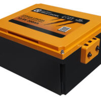 LIONTRON LiFePO4 12.8V 200Ah motorhome seat battery LX Smart BMS with Bluetooth