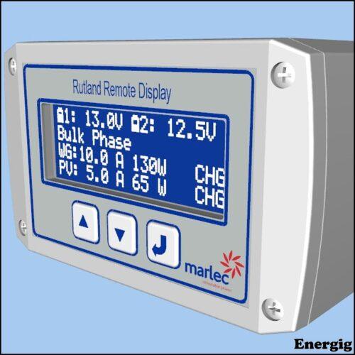 Rutland 1200 Remote Digital Display
