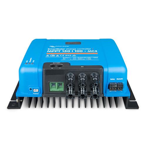 Solar Charge Controller MPPT Victron Smartsolar MPPT 150100-MC-4 VE.Can