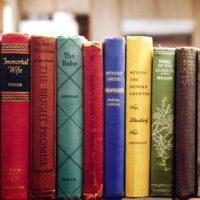Books, art, jewelry