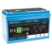 Battery Lifepo4 Relion 12,8V100Ah