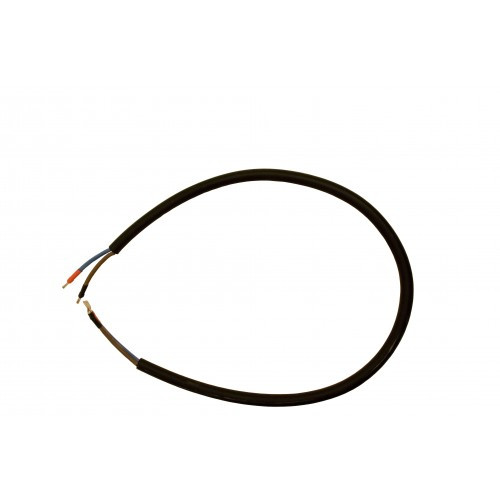 Battery Cable 1.5m 16 mm² incl. Battery Terminal Clamps +-